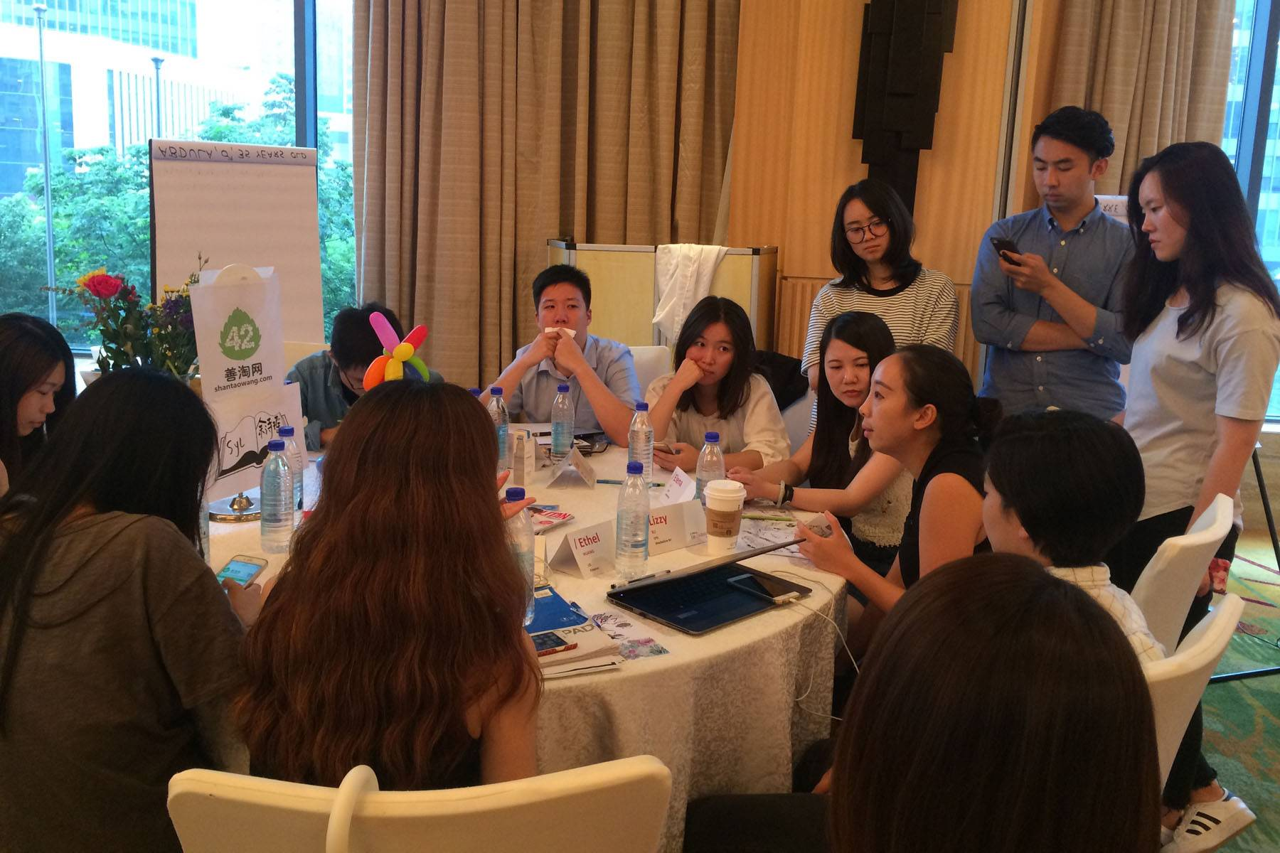 l oreal management trainee program diversity inclusion workshop interaction social enterprise